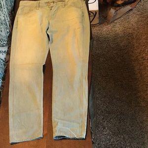 Skinny boyfriend lightweight jeans